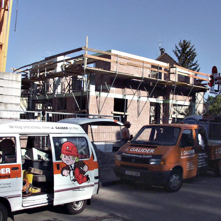 Gauder-bau-stuttgart-Hochbau Neubau Privat Götz Einfamilienhaus 07.2004-08