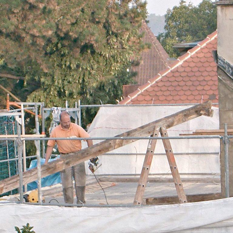Gauder-bau-stuttgart-Holzbau Dachstuhl Eicken Sonnenberg 10.2006-05